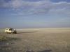 Botswana: in der Sua Salzpfanne