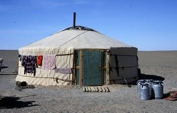 Reisen in die Mongolei