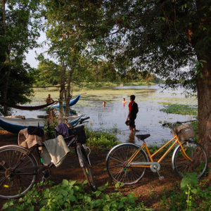 Picknick in Anamaduwa