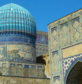 Usbekistans schönste Städte